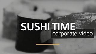 Bedrijfsfilm - Videoproductiemaatschappij Zelfspot   Sushi Time