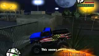 Gta San Andreas - Sex in Monster Truck