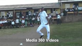Jam Pony Express In African High School ft Trick Daddy