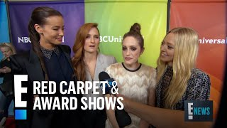Carly Chaikin's Warning for Pokemon Go Players | E! Live from the Red Carpet