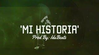 """Esta es mi historia"" - Hip Hop Instrumental GRATIS (IduBetas Prod)"