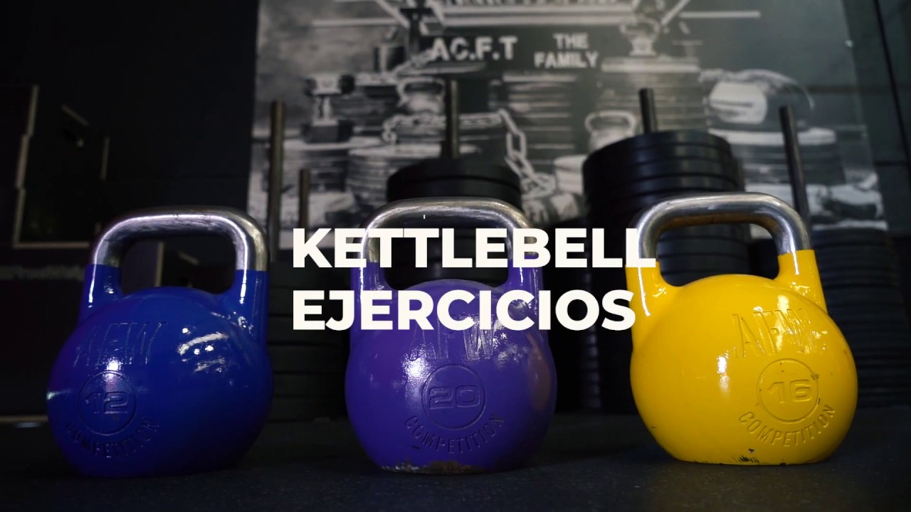 Vídeo YouTube Kettlebells Competition