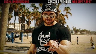 Johnny Mundo Reflects On Lucha Underground