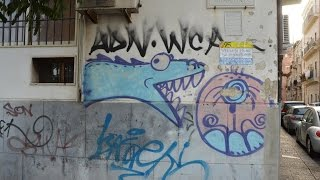 Ohio Arts   Urbanart Etna   Catania Graffiti  2016   WALLART