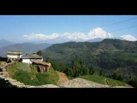 Rejser Ferie i Nepal Annapurna Community Eco-lodge Trek ferie rejser Kathmandu Nepal