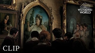 The Fat Lady Sings | Harry Potter and the Prisoner of Azkaban