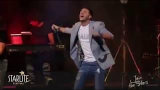 Así se vivió el concierto de ANTONIO JOSÉ en el STARLITE de Marbella 2017