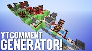 Minecraft: The YouTube Comments Simulator!