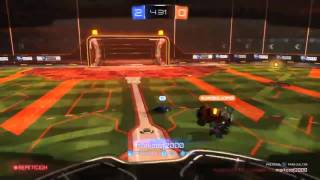 ROCKET LEAGUE - ROAD TO PLATINO - RTP #2 - SACADA DE RABO, MVP, LA BUENA TIRADA DE CABLE!!!!