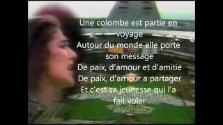 "Karaoke piano ""Une colombe"" - Céline Dion"
