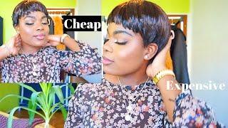 Cheap Vs Expensive Makeup + Life Update | Mani Keny