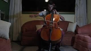 Oswaldo Corro - Cello - Don Juan Strauss #latinvoxmachine