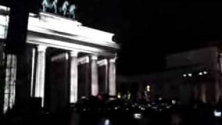 U2 - One, live in Berlin at Brandenburger Tor