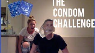 THE CONDOM CHALLENGE