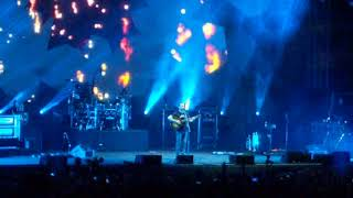 Butterfly - Dave Matthews (solo) - The Gorge - September 2, 2018