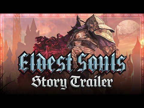 WTFF::: Pixel-art boss-rush game, Eldest Souls, releases on July 29th