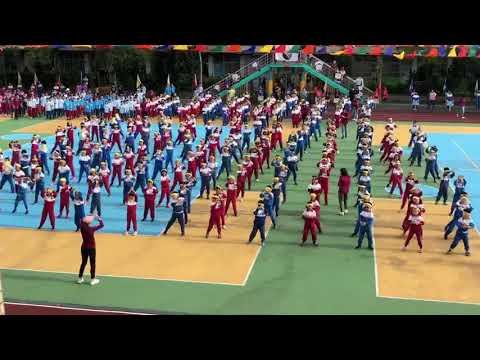 花蓮縣中正國小20201128三年級運動會進場-愛眼健康操 - YouTube