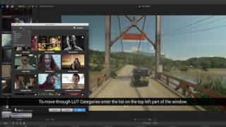 mLUT by MotionVFX - Final Cut Pro X Tutorial