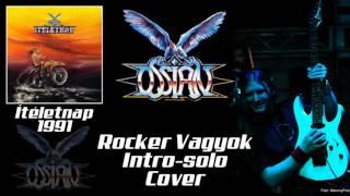 Ossian - Rocker Vagyok - Intro-solo cover by Koczka Bence