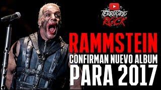 RAMMSTEIN confirma nuevo álbum para 2017 | Territorio Rock
