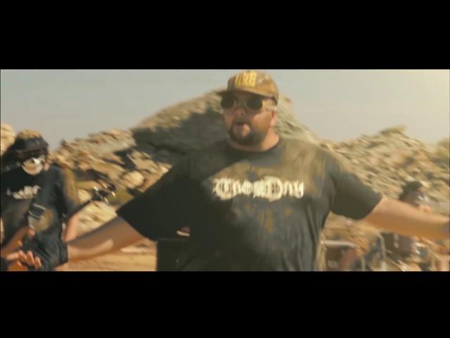 """Vídeo oficial de """"Hecatombe"""" de Marabunta"""