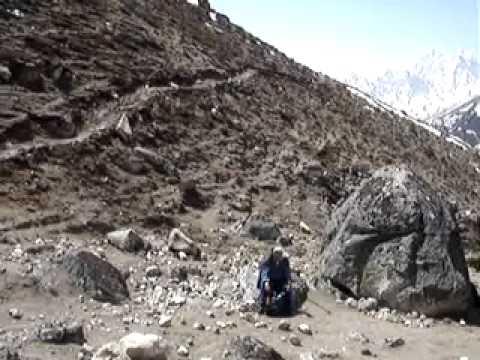 Nepal everest trek 2006
