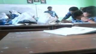 KYZI MC  ft RADHIFA- MASA SMP (official video footage)