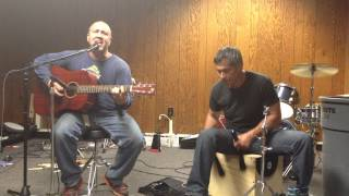 The Who - Baba O'Riley Cover Acoustic and Cajon