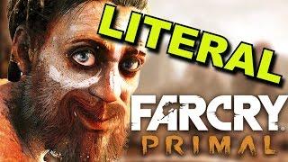 Far Cry Primal - Trailer Literal - MrPoladoful
