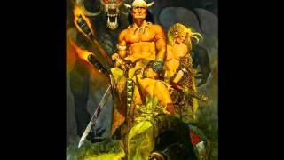 "Conan ""the kitchen"" - lyric in inglish"