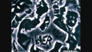 Slayer - I'm Gonna Be Your God