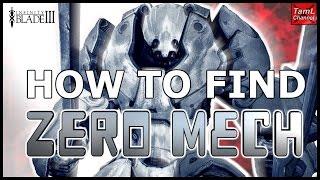 Infinity Blade 3: HOW TO FIND ZERO MECH!