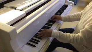 Patricia Kaas - Il me dit que je suis belle - Piano, avec paroles