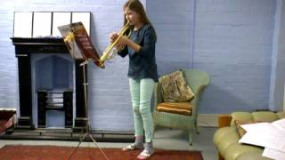 America from West Side Story (Grace Davies, trumpet)