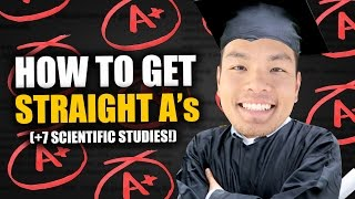 How To Get Straight A's | 5 Practical Tips To Get Good Grades In High School And College