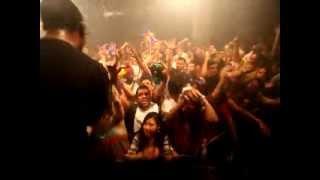 Buraka Som Sistema - Hangover (BaBaBa) LIVE at Moombahton Massive Miami 3.21.12