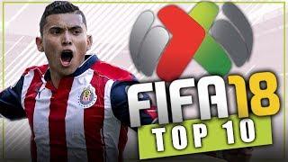 FIFA 18 - JOVENES PROMESAS DE LA LIGA MX! (Liga Mexicana) Modo Carrera de Gran Potencial