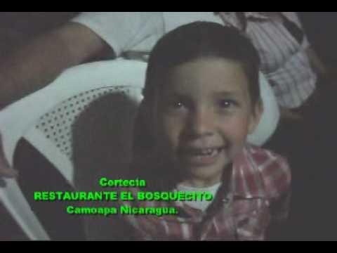 Junior José Ríos. Restaurante el Bosquecito Camoapa Nicaragua
