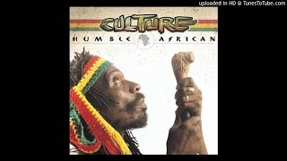 Cutlture Live in Toronto  03.  Why Am I a RastaMan