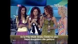 Grup Hepsi - Kral Müzik Ödülleri En İyi Grup (2005)