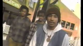Leaders Of The New School  Buggin' Out On Rap City In '93