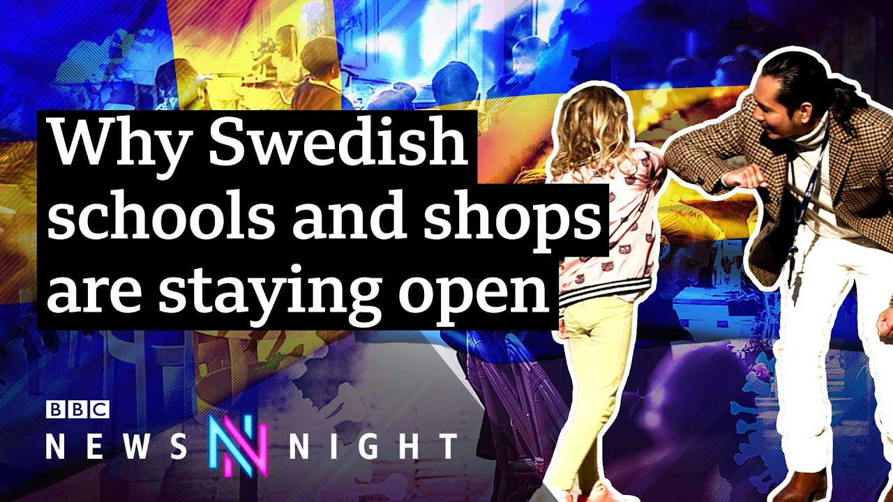 Why Sweden Rejected a Coronavirus Lockdown – BBC Newsnight