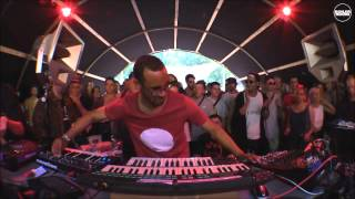 Fatima Yamaha @ 90's Boiler Room plays SICKEST beat!