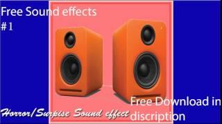 Horror/Suprise Sound Effect#1