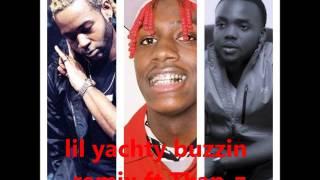 Lil Yachty - Buzzin' ft. PARTYNEXTDOOR (Explicit)