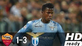 Roma-Lazio Todos Los goles Y Jugadas destacadas - Serie A HD /All Goals & Highlights HD