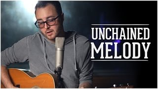 Unchained Melody - Righteous Brothers - Ghost (Acoustic Cover by Jake Coco)