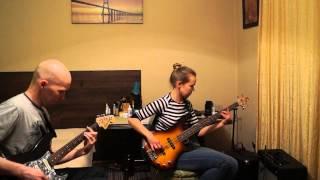 Kryzysowa narzeczona - Lady Pank cover gitara i bas