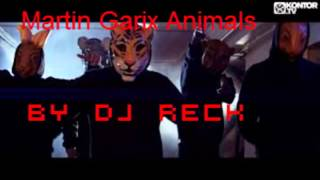 Martin Garrix Animals Jingle Bells Version DJ Reck