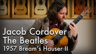 Jacob Cordover  - Here, There and Everywhere (1957 Bream Hauser)
